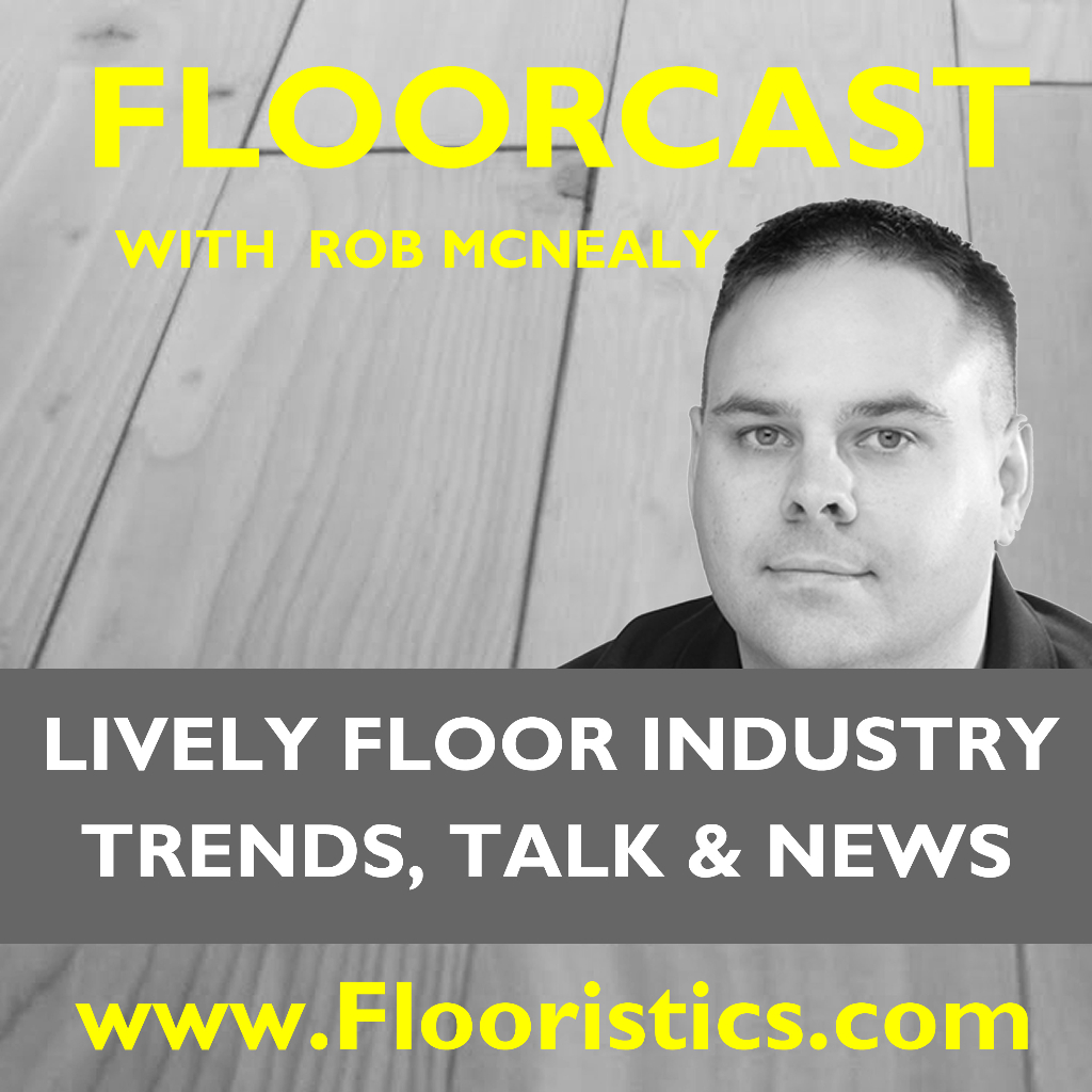 Floorcast, Hosted by Rob McNealy